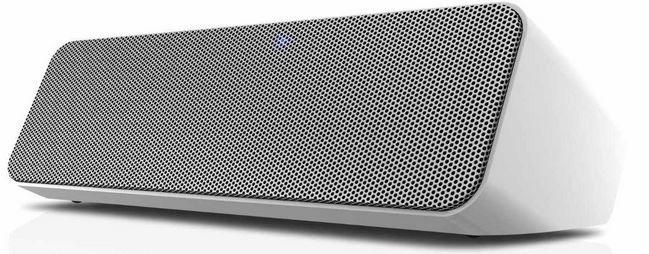 Philips6 Philips SBT550WHI/12   kabelloser Bassreflex Lautsprecher mit Bluetooth für 44,90€
