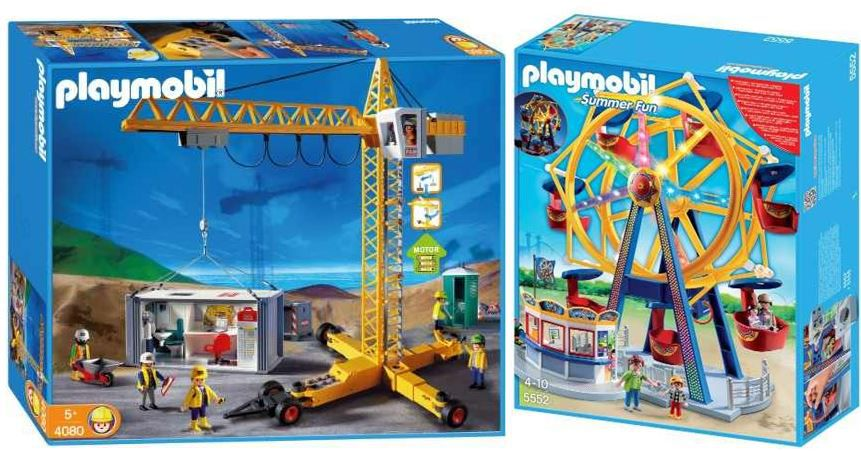 Playmobil1 Playmobil mit 15% Rabatt auch auf Sale Ware @MyToys + 10€ Neukundengutschein