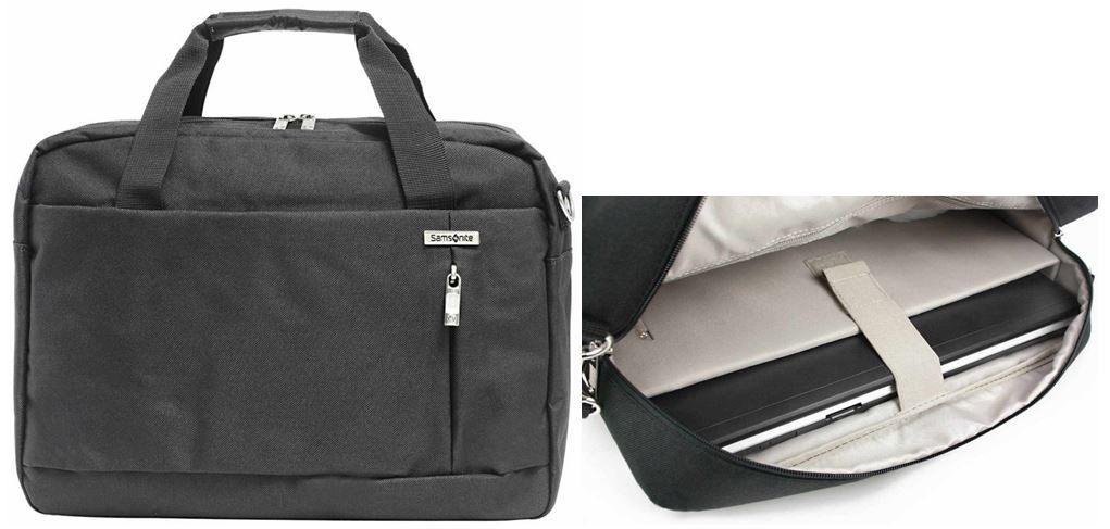 Samsonite S Cape   Schulter Laptop Tasche bis 17 zoll für nur 29,95€ inkl. Versand