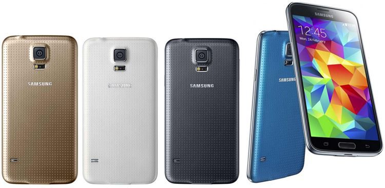 Samsung Galaxy S5 mit 16GB ab je 369€   Update