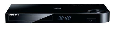 Samsung BD F8500   3D Blu ray Player HD Recorder (500GB, DVB T/C, WLAN) für 149€ (statt 200€)