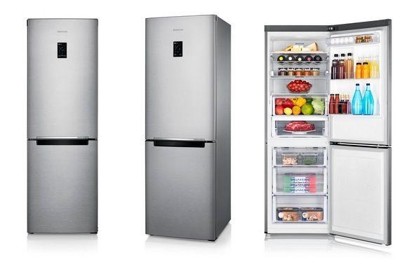 Samsung RB 29FERNCSAEF Samsung RB 29FERNCSA/EF   Kühl Gefrier Kombination (A++, 252 kWh/Jahr, 173 L Kühlteil / 98 L Gefrierteil) für 438,90€