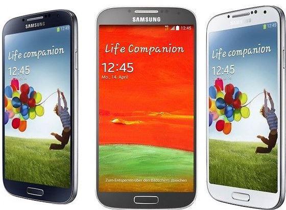 Samsung S4 Samsung Galaxy S4 i9505 Smartphone mit 13 MP Cam und 16GB für 279€