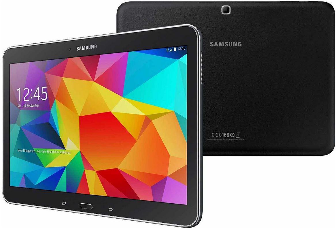 Samsung Tablet Samsung Galaxy Tab 4 10.1 LTE mit BASE 500MB Datenflat für nur 11€ monatl.   Update!