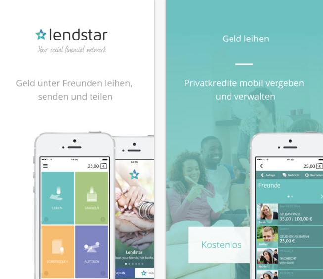 App Tipp: Freunden kostenlos Geld leihen und senden per App!