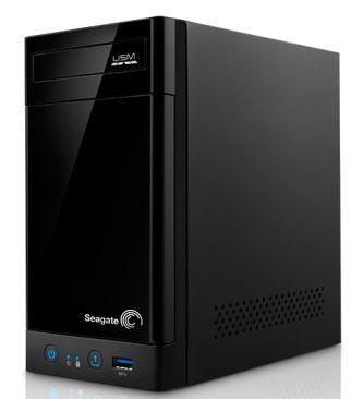 Seagate Business Storage 2 Bay NAS (ohne Festplatte) für 62€ (statt 90€)