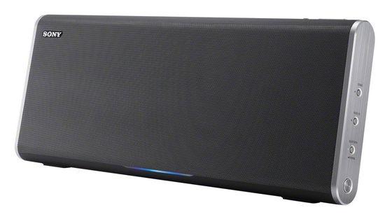 Sony SRS BTX500 Premium Bluetooth Lautsprecher (2.1 Sound, NFC, Freisprechfunktion für Telefonate, Akku) für 150,80€