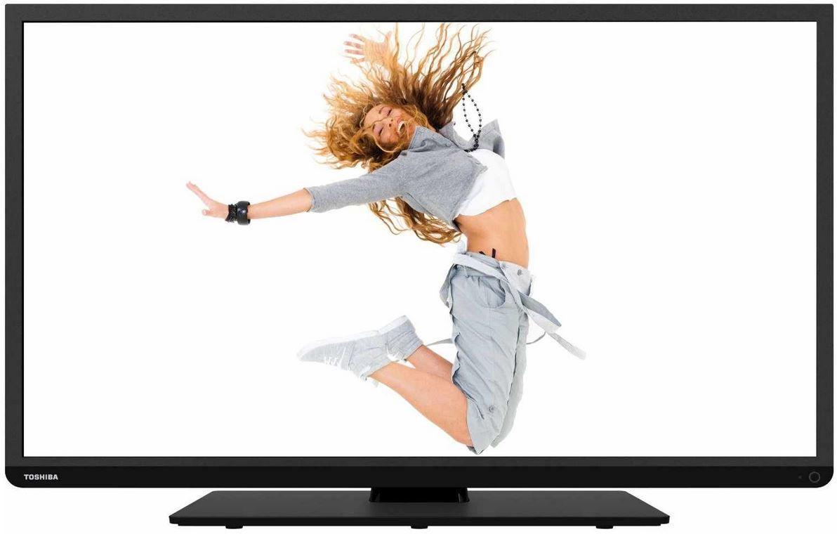 Todhiba Toshiba 40L3441DG   40 Zoll WLAN Smart TV für 299,90€   Update!