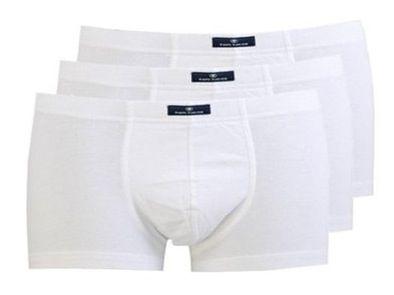 3er Pack Tom Tailor Boxershorts in Weiß ohne Eingriff für 11,99€