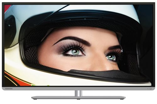 Toshiba 48L5441DG   48 Zoll 3D Wlan Smart TV mit triple Tuner + PVR für 399,90€   Update