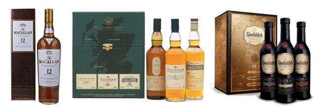 Whisky und Sherry Angebote Günstiger Whisky und Sherry bei Gourmondo   Glenfiddich Age of Discovery, Classic Malt und mehr