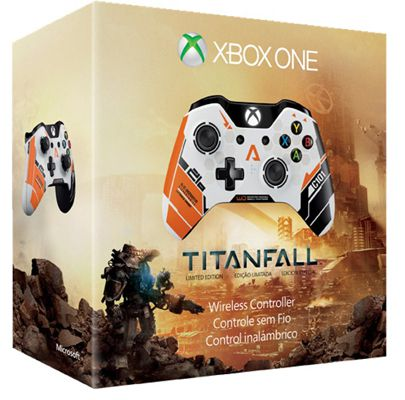 Xbox One Controller Titanfall Design Xbox One Wireless Controller im Titanfall Design für 44€