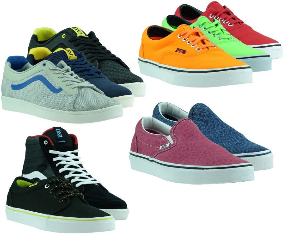 ebay1 VANS   Herren Sneaker 10 Modelle für je Paar 29,46€   Update