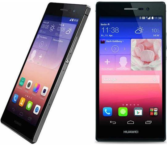 ebay5 Huawei Ascend P7 Smartphone  (B Ware) statt 200€ für 169,9€