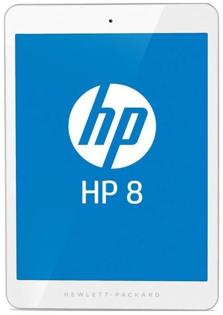 Hewlett Packard HP 8 1401   8 Zoll Quadcore Tablet mit 16GB für nur 88€   HOT!