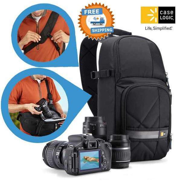 Case Logic CPL 107   DSLR Kamera Rucksack für 25,90€   Update