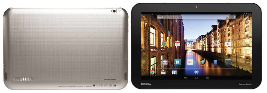 Toshiba eXcite Pro 16GB   10 Zoll (2560x1600) Android Tablet ab nur 199€   Update!