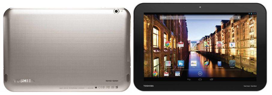 mediamarkt Toshiba eXcite Pro 16GB   10 Zoll (2560x1600) Android Tablet ab nur 199€   Update!