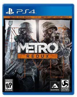 Metro Redux (PS4) ab 6,99€  im PSN