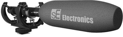 sE Electronics ProMic Laser Shotgun Mikrofon   geeignet für SLRs für 39,95€ (statt 89€)