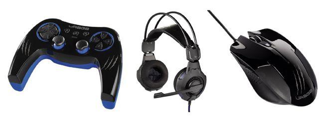 uRage PC Gaming Equipment mit 20% Rabatt bei Amazon