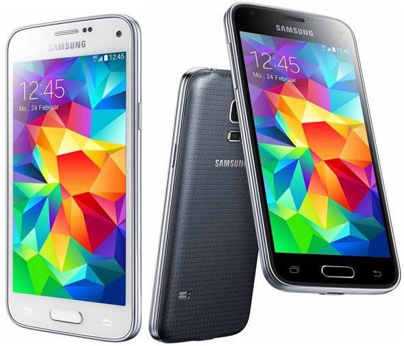Samsung Galaxy S5 Mini DUOS G800H Dual Sim für 295€