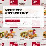 Kentucky Fried Chicken – KFC aktuelle Rabattgutscheine zum ausdrucken
