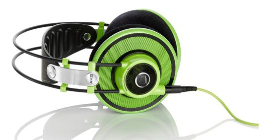 AKG Q 701 Kopfhörer in Grün statt 237€ für 184,89€   Update!
