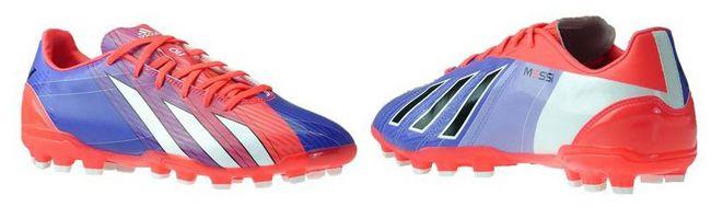 Adidas F10 TRX AG Messi Edition Fußballschuhe für 19,99€