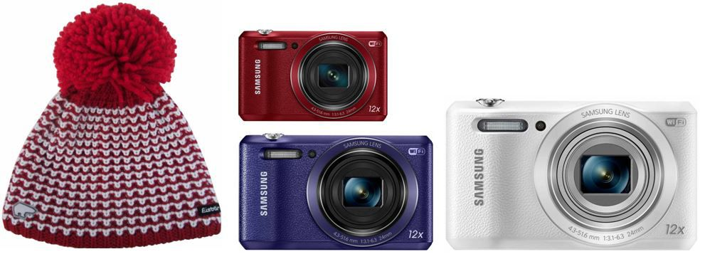 Samsung WB35F   16 MP Smart Digitalkamera bei den 2 Amazon Blitzangeboten