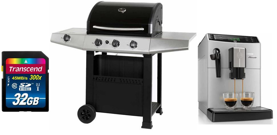 Amazon Angebot12 Activa 12105 Gasgrillwagen Kentucky bei den 14 Amazon Blitzangeboten
