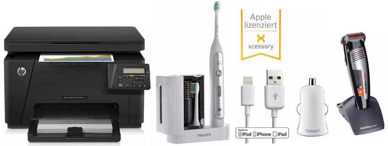 Philips Sonicare HX9170/10   FlexCare Platinum Schallzahnbürste bei den 9 Amazon Blitzangeboten