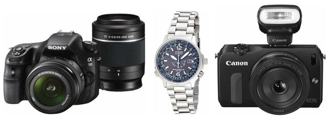 Citizen Herren Uhr Promaster Sky Pilot für 259,99€ bei den 31 Amazon Blitzangeboten