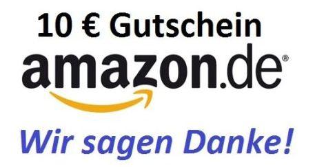 Schnell! 10€ Amazon Gutschein für nur 8,99€ bei eBay