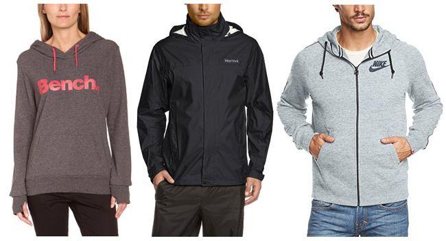 Amazon Sportkleidung 20% Extra Rabatt auf ausgewählte Sportkleidung bei Amazon