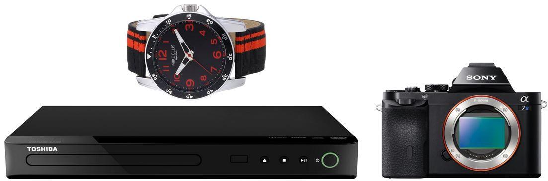 Mike Ellis New York   Herren Armbanduhr bei den 11 Amazon Blitzangeboten