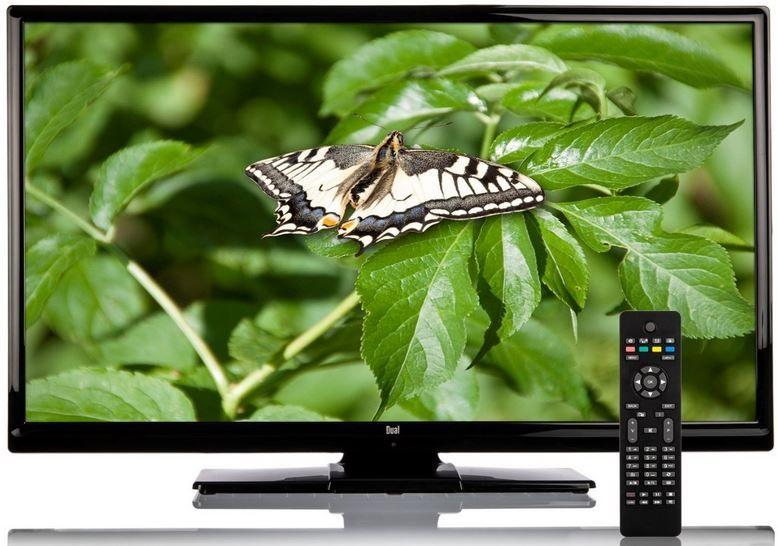 Amazon heute1 Dual DL32H127A3   32 Zoll TV mit HD ready und triple Tuner für 199,99€