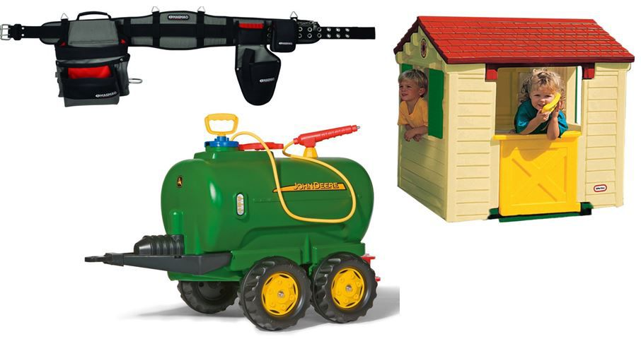 rolly toys 122752   rollyTanker John Deere bei den 12 Amazon Blitzangeboten