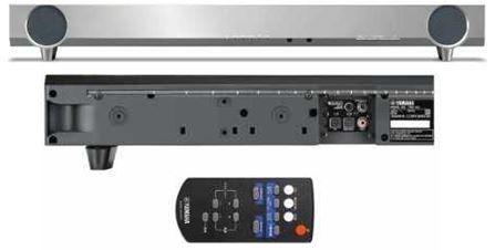 Amazonit Yamaha YAS 101 7.1   Front Surround System Statt 192€ für 110,31€