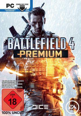 BF4 Battlefield 4 Premium Key für 19,90€ bei eBay