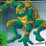 Teenage Mutant Ninja Turtles Gesamt Edition (22 Discs) für 29€ (statt 40€)