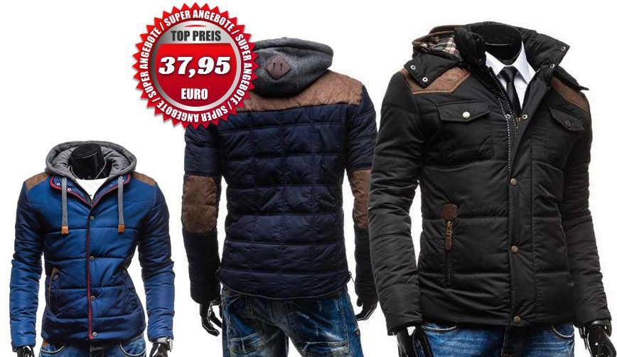 Bolf Extreme & J.Style   Stepp Herrenjacke Modelle für je 37,95€€