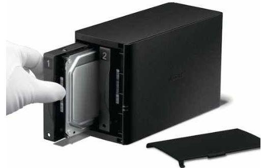 Buffalo LinkStation 220   4TB NAS System für 169€   Update