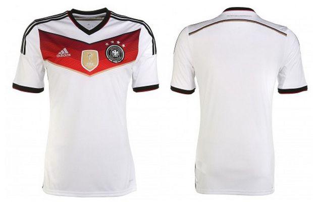 DFB Home Trikot mit 4 Sterne für 48,68€ (statt 73€)