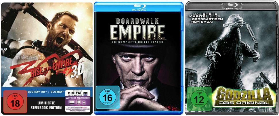 Boardwalk Empire   Godzilla und mehr bei den Amazon DVD und Blu ray Angeboten der Woche