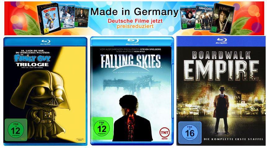 DVD Blu rays1  2 TV Serien auf Blu ray für 30€ und mehr Amazon DVD und Blu ray Angebote