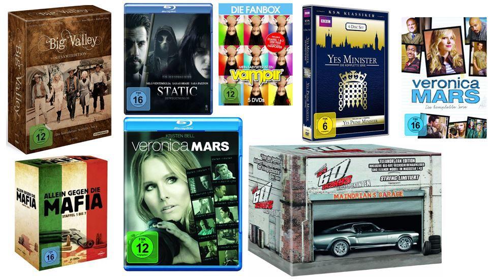 DVD Blu-rays