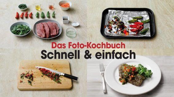 Das Foto Kochbuch Das Foto Kochbuch für iOS kostenlos runterladen