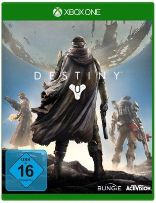 Destiny (Xbox One) ab 9,99€ (statt 15€)