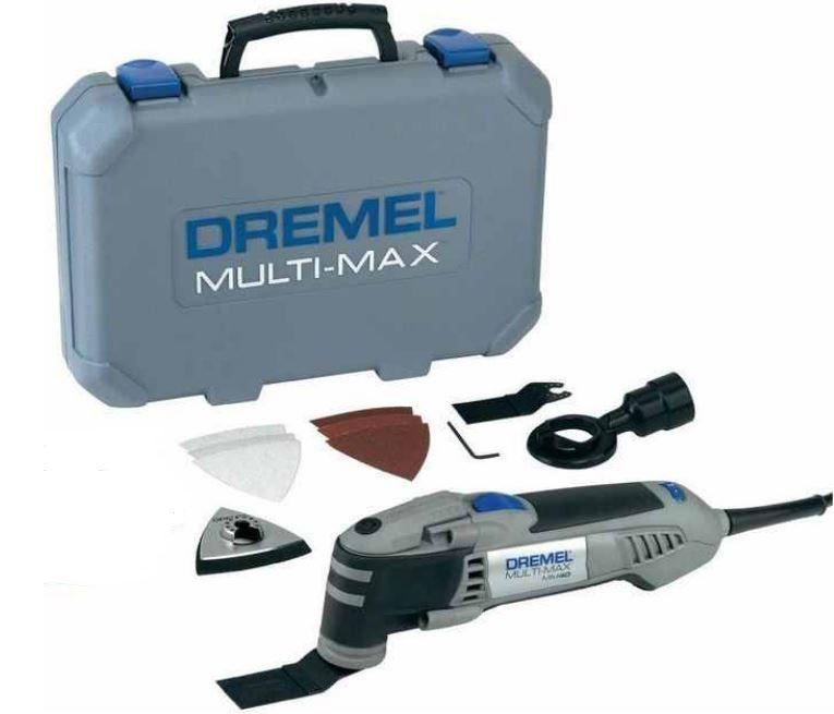 Dremel Dremel Multi Max MM20 1/9 Multifunktionswerkzeug mit Koffer statt 76€ für 62,99€   Update